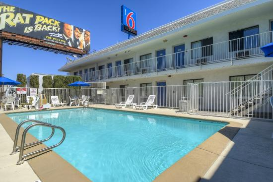 Motel 6 las vegas i 15 nv voir les tarifs et avis for Motel bas prix
