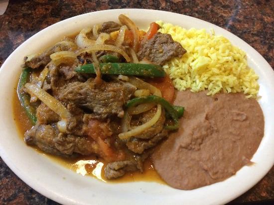 Jalisco\u0027s Mexican Grill Dinner Plate & Dinner Plate - Picture of Jalisco\u0027s Mexican Grill Houston - TripAdvisor
