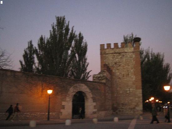 Murallas de la Ciudad: Murrallas de Alcala de Henares