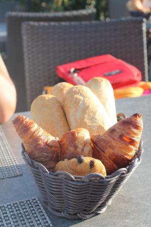 U Santu Petru : cestino colazione