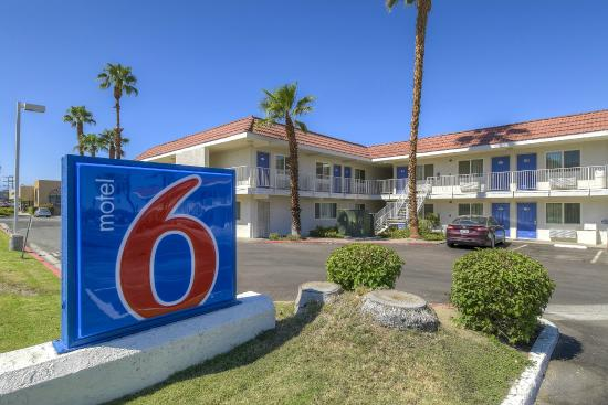 Motel 6 Palm Springs - Rancho Mirage: Exterior