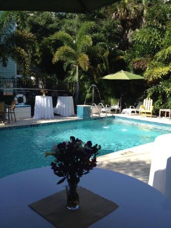Watergarden Inn at the Bay : Pool