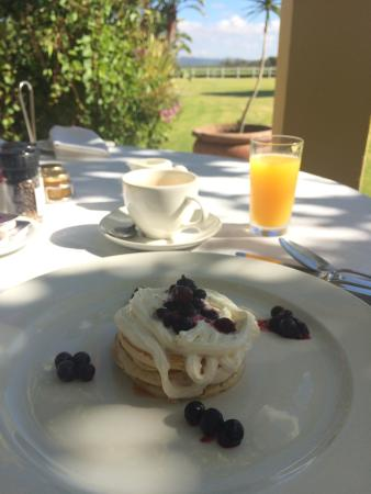 Lyngrove Wines and Guesthouse: Breakfast