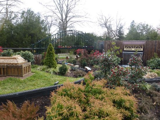 Garden Railway Area Longwood Gardens Picture Of Longwood Gardens Kennett Square Tripadvisor
