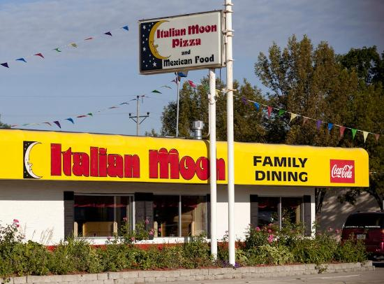 Italian Moon Pizza Mexican Food Grand Forks Nd
