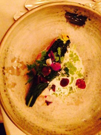 Hotel Frederiksminde: Cod beats sushi