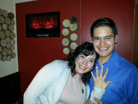 El Chalet Frances : Muchas felicidades Lucia y Gabriel ! Que emocion !