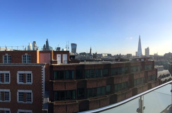 Rooftop Picture Of Grange St Paul 39 S Hotel London Tripadvisor