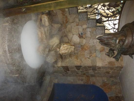 Fog Under Staircase In Children S Garden Longwood Gardens Picture