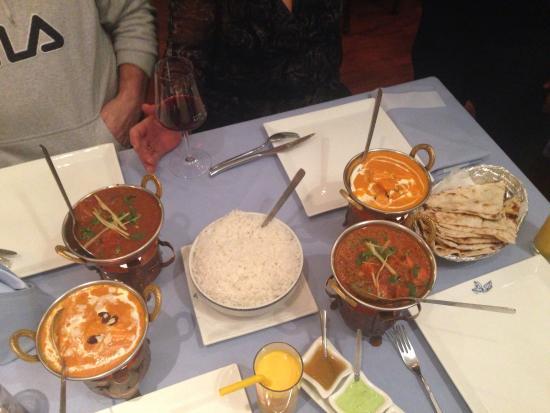 Indigo Indian Restaurant : Das Essen war einfach eine geschmackliche Sensation.einfach fantastisch