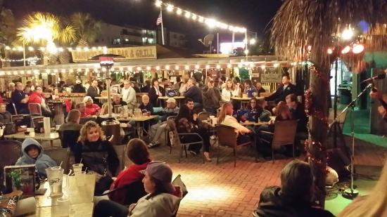 Bamboo Beach Bar & Grill : New Years Eve at the Bamboo With Mark Mann