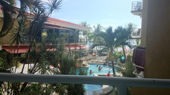 Hotel Balcon del Mar : Buen punto