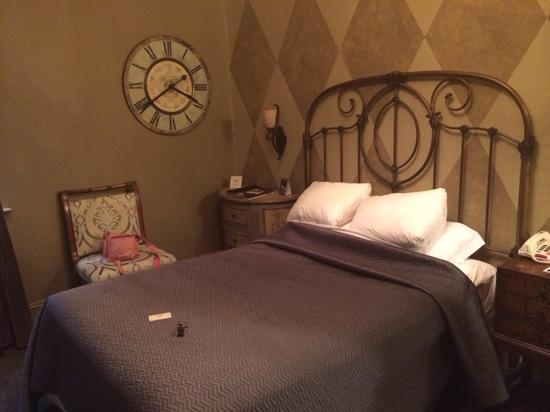 Seton Hotel: our room