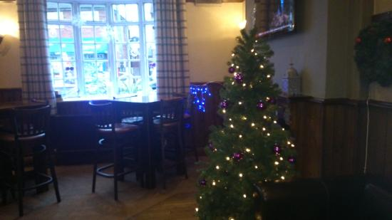 The White Hart Inn: New years eve