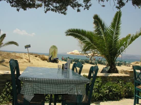 Hotel Villa Adriana: plage de rêve à Agia prokopios