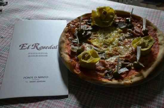Pizzeria El Rosedal