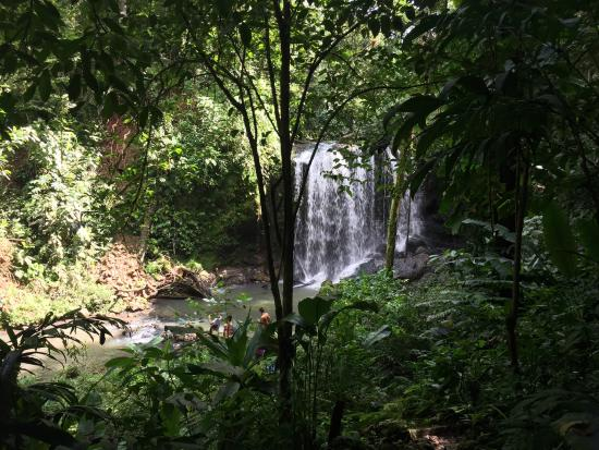 Comunidad Agroecologica Juanilama: Waterfall near Juanilama