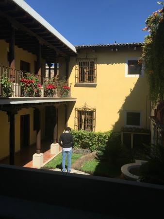 Hotel Posada Placida Antigua: Habitaciones