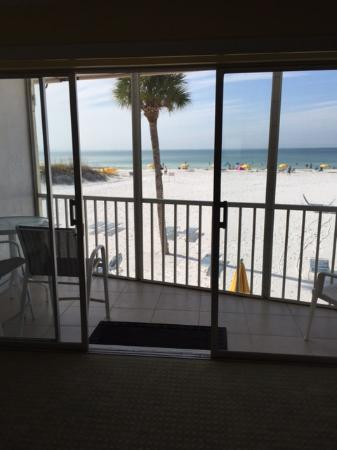 Crescent Tower Beachfront: View from the condo