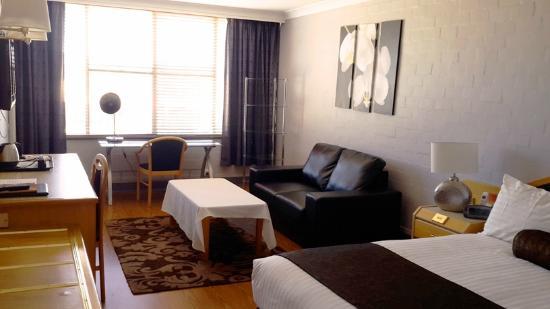 Comfort Inn Airport International: Elegant room