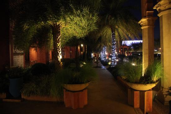 Sheik Istana Hotel: romantisch