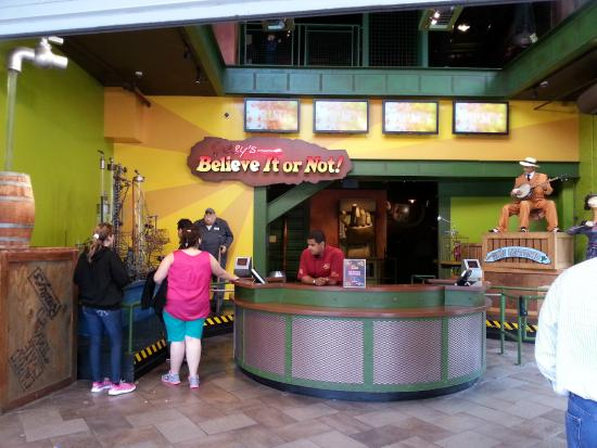 Find discounts coupons and informaiton for Ripley's Believe It or Not, Louis Tussaud's Waxworks and Ripley's Moving Theater 4D in San Antonio, TX.