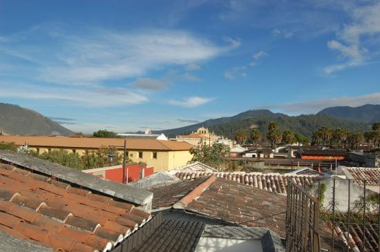 Hotel Posada San Pedro: View one from the roof
