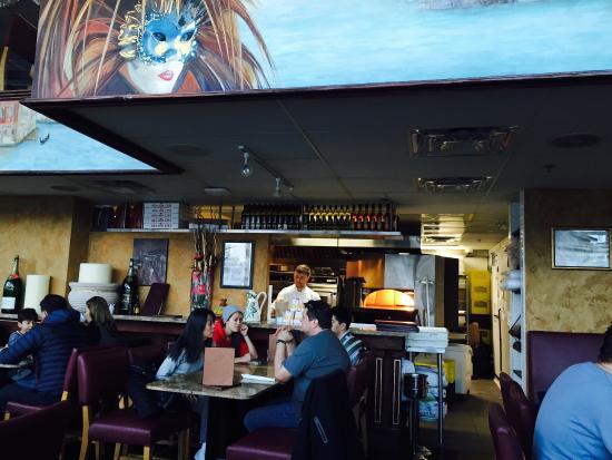 Bellaggio Cafe: Foto interna!