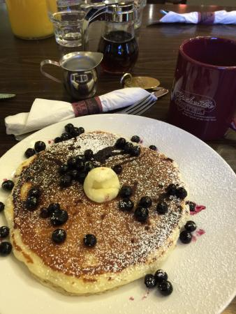 The Leland House Bed & Breakfast Suites Durango: The best breakfast in town