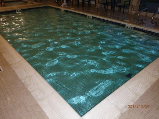 POOL AND HOT TUB - Picture of DoubleTree by Hilton Hotel Pittsburgh ...
