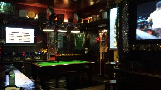 Ogradys Irish Bar
