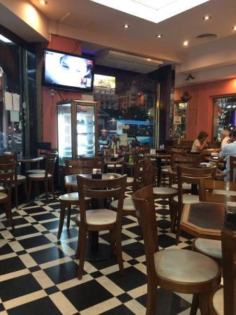 Cafe de la Ciudad : Matando a saudade