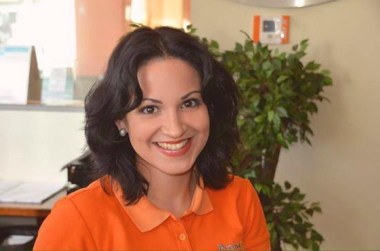 Hotel Praia Sol : Avec solution à tous les problèmes et un sourire toujours, merci Mafalda!