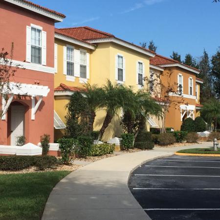 Hapimag Resort Orlando: Hapimag town homes