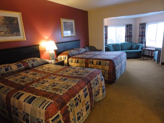 Port Augusta Inn and Suites, Hotels in Comox