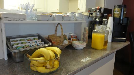 Port Augusta Inn and Suites: BREAKFAST AREA