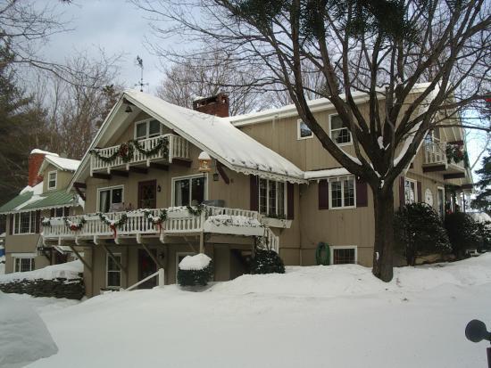 The Weathervane Lodge