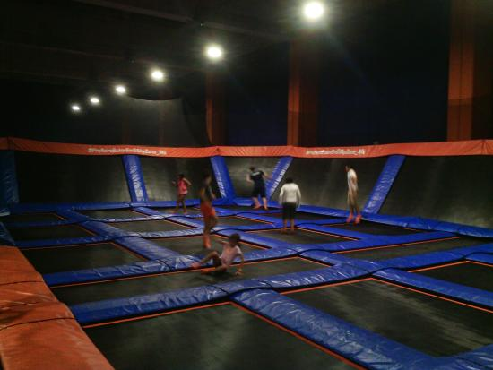Sky Zone Indoor Trampoline Park Cancun All You Need To