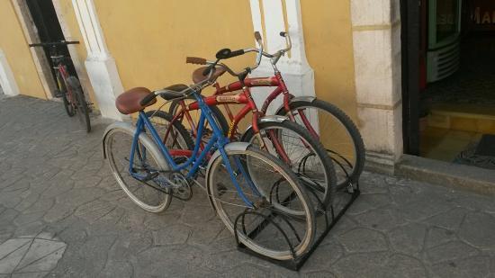 Hostal del Fraile: Bicicletas para renta