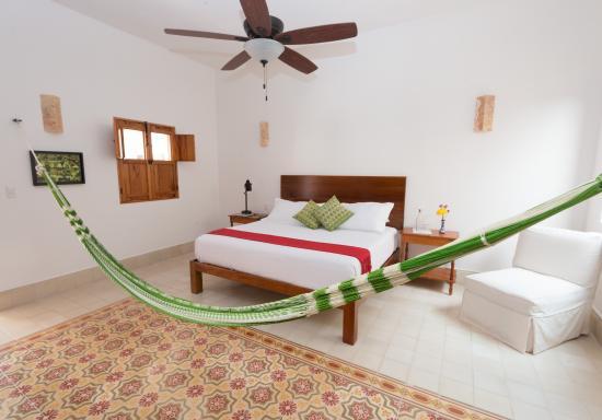 Hotel Posada San Juan: Habitation King #8