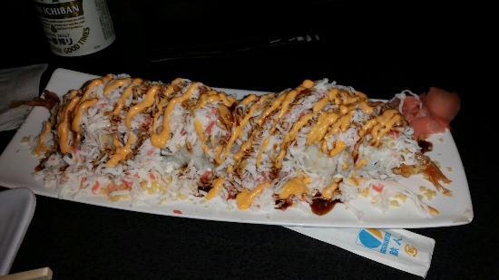 Sake2Me Sushi : Shag Roll
