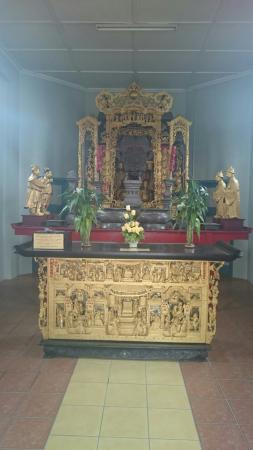 Innisfail, Australia: Lit Sing Gung Temple