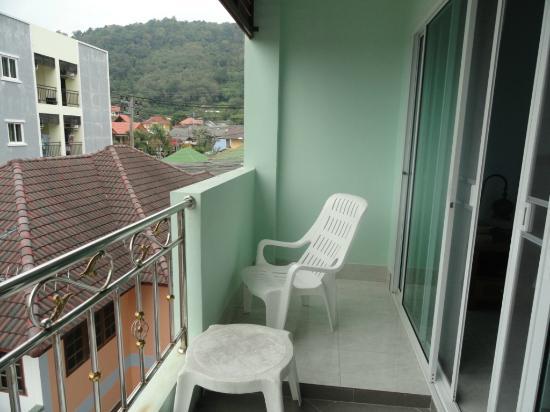 Baan Halle Hallo: Balcony