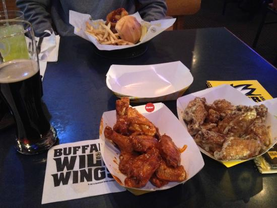 Buffalo Wild Wings giveth, Buffalo Wild Wings taketh away. Bad news, wings fan. The change is in the air for Buffalo Wild Wings' famous half-off wing deal. The special, which is offered nationwide on Tuesdays, lowers the price of traditional wings to about $ per wing. However, a new deal will be in all locations by mid-September: A BOGO deal.