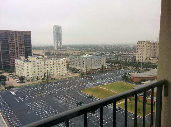 Westin Galleria Houston Hotel: View from 1444
