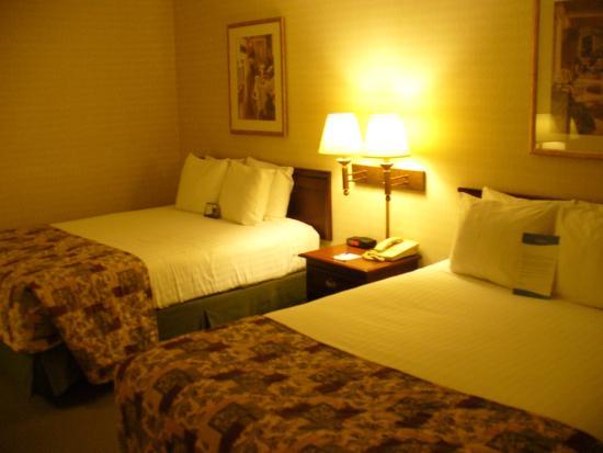 Quality Inn : clean room