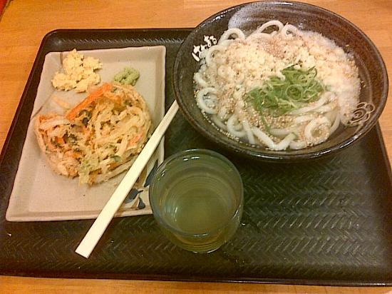 Hanamarudon Shibuya Park Dori : The tastiest and cheapest tray-full of fast food i've ever known.