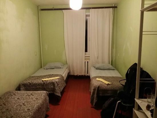 Hostel Cruise - Big Spruce: My room