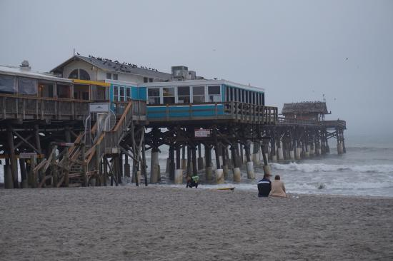 P er picture of cocoa beach pier cocoa beach tripadvisor for Cocoa beach fishing pier