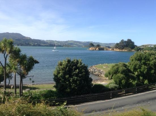 Broad Bay, Portobello Road, Otago Peninsula